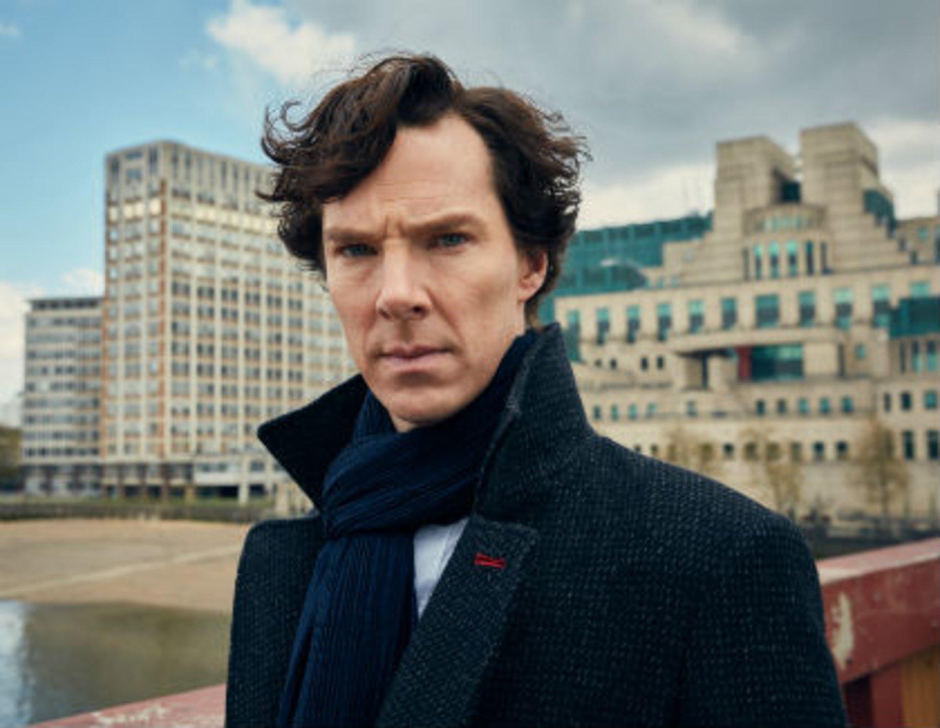 """Sherlock"""" Staffel 5: Aufregung um Mycroft hinterlässt enttäuschte ..."""