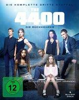 The 4400: Die Rückkehrer - Die komplette dritte Staffel Poster