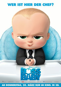 The Boss Baby Poster