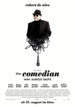 The Comedian - Wer zuletzt lacht Poster
