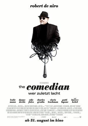 The Comedian - Wer zuletzt lacht Poster