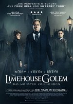 The Limehouse Golem - Das Monster von London Poster