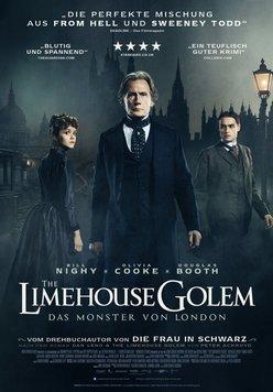 The Limehouse Golem - Das Monster von London Poster