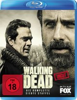 The Walking Dead - Die komplette siebte Staffel Poster