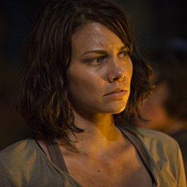 """""""The Walking Dead"""": Fans sind enttäuscht von dieser Nachricht über Glenn und Maggies Baby"""