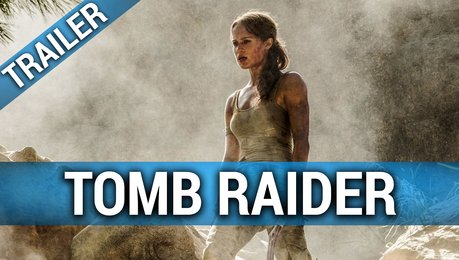 Tomb Raider - Trailer Poster