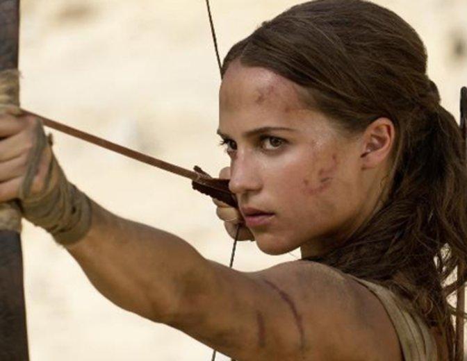 """Deutscher Trailer zur Neuverfilmung von """"Tomb Raider"""""""