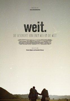 Weit. Die Geschichte von einem Weg um die Welt Poster