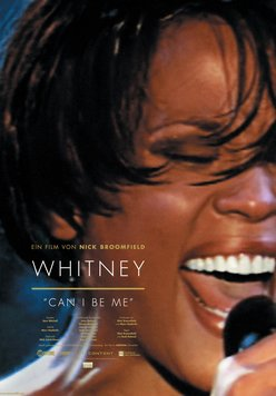 Whitney - Can I Be Me? Poster
