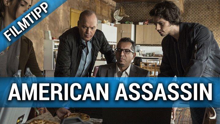 American Assassin - Filmtipp Poster