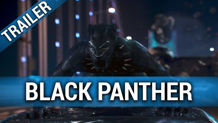 Black Panther - Trailer #2 Deutsch Poster