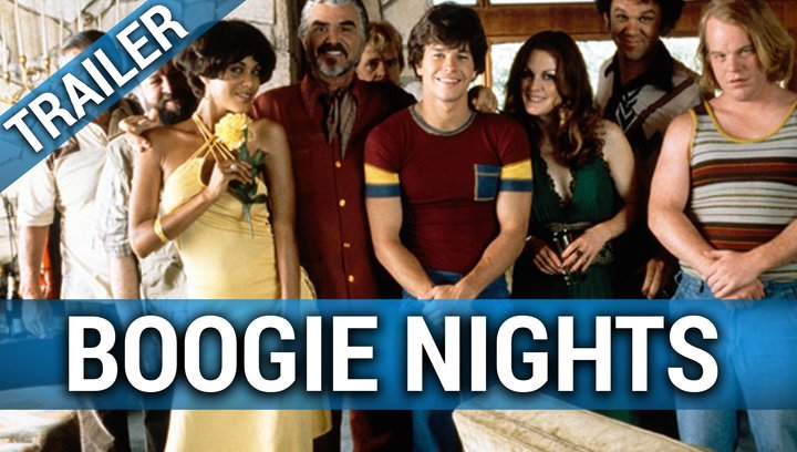 Boogie Nights - Trailer Poster