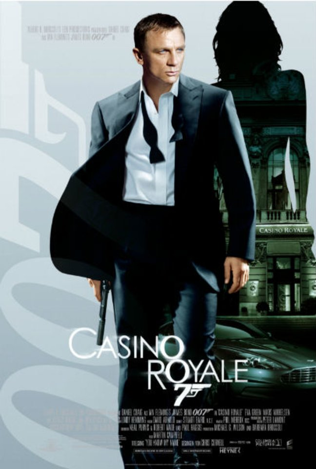 Casino Royale © Sony Pictures