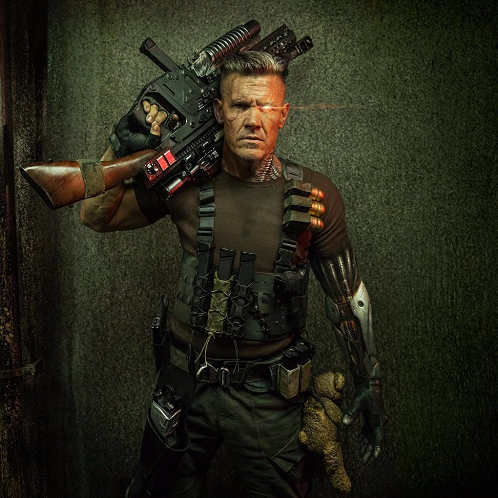 Josh Brolin als Cable © Fox