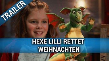 Hexe Lilli rettet Weihnachten Trailer
