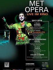 Wolfgang Amadeus Mozart: Die Zauberflöte (live MET 2017) Poster