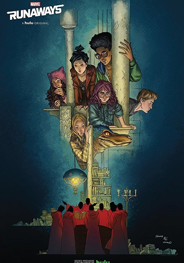 Marvel's Runaways Poster