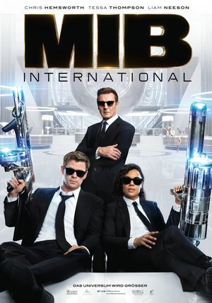 Men in Black 4 Poster