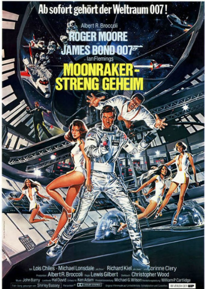 Moonraker © United Artists