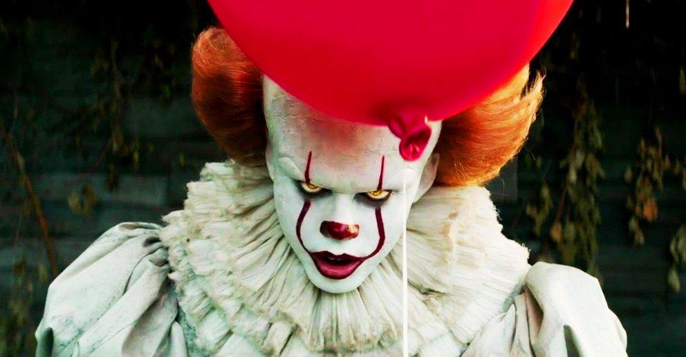 Ein Clown den man nicht mehr so leicht vergisst: Bill Skårsgard als Pennywise. © Warner