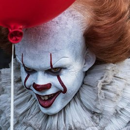 "Bill Skarsgård: Er spielt den bösen Clown in ""Es""!"