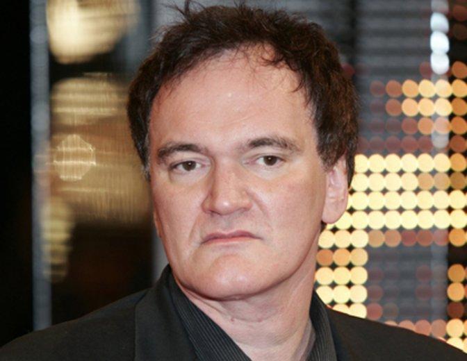 Quentin Tarantino Kurt Krieger Harvey Weinstein