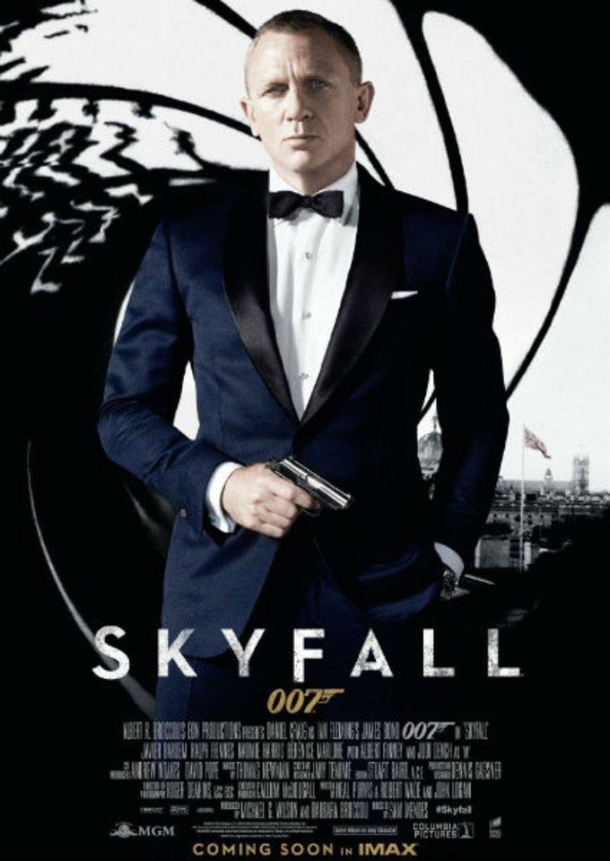 Liste James Bond Filme