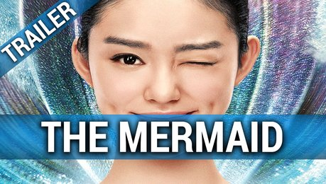 The Mermaid - Trailer Poster
