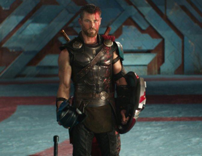 Thor 3 Tag der Entscheidung Chris Hemsworth