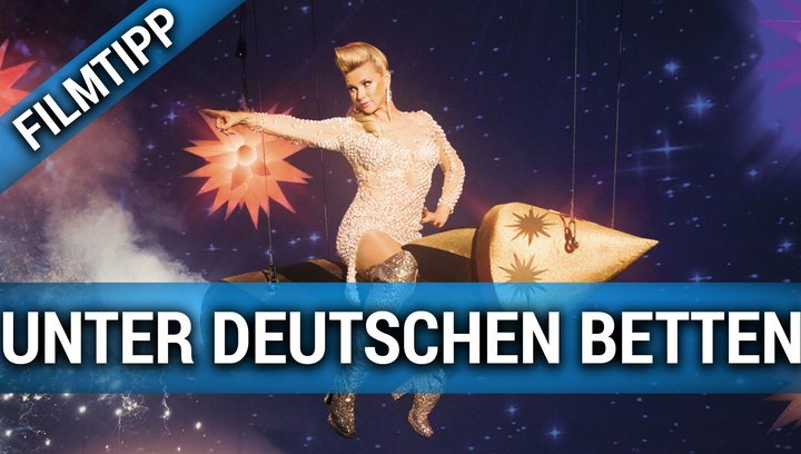Unter deutschen Betten - Filmtipp Poster
