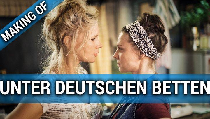 Unter deutschen Betten - Making Of (Mini) Poster