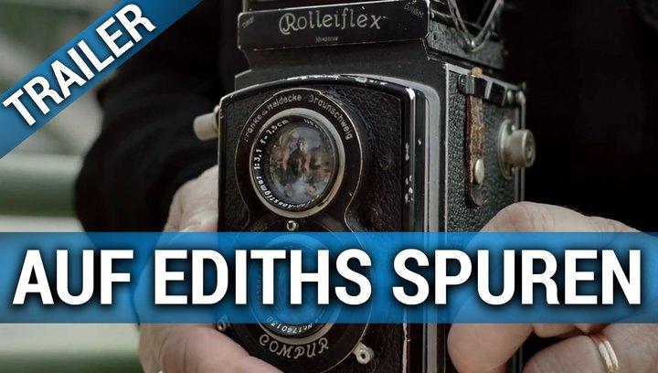 Auf Ediths Spuren - Trailer Deutsch Poster