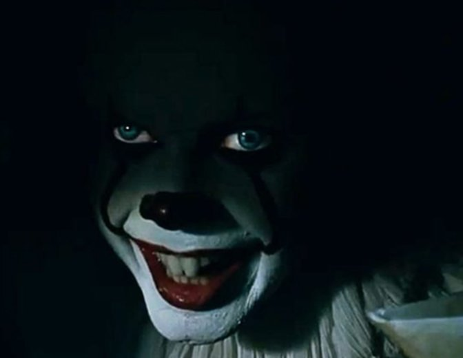 Pennywise Augentrick