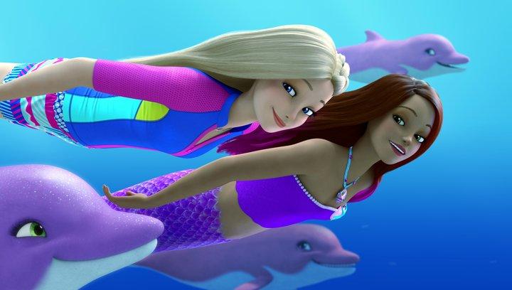 Barbie - Die Magie der Delfine - Trailer Deutsch Poster