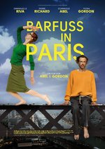 Barfuß in Paris Poster