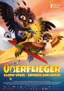 Überflieger: Kleine Vögel - großes Geklapper