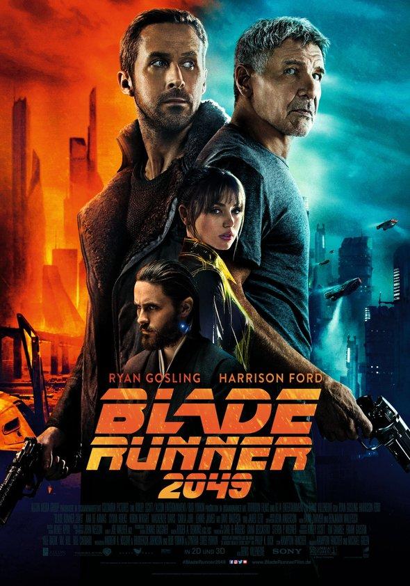Plakat: BLADE RUNNER 2049