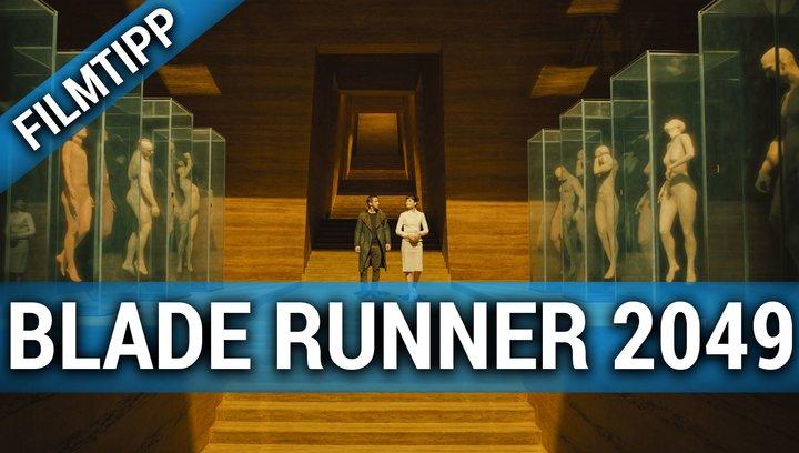 Blade Runner 2049 - Filmtipp Poster