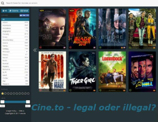 Kinofilme Stream Legal