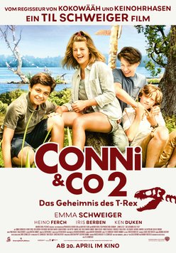 Conni & Co 2 - Das Geheimnis des T-Rex Poster