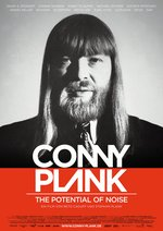 Conny Plank - The Potential of Noise Poster