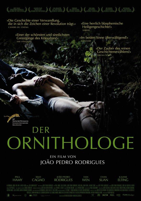 Der Ornithologe Poster