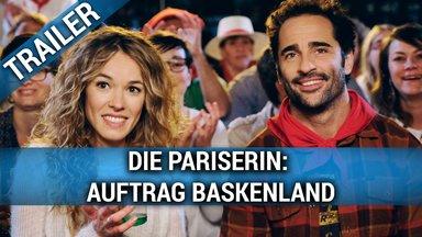 Die Pariserin - Auftrag Baskenland Trailer