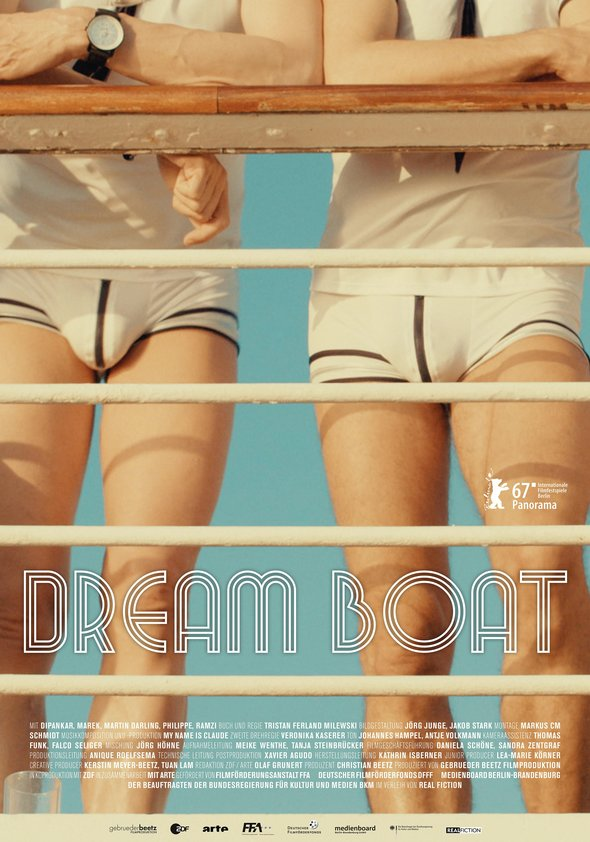 Dream Boat Poster