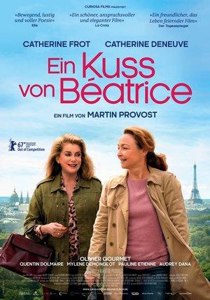 Ein Kuss von Beatrice Poster