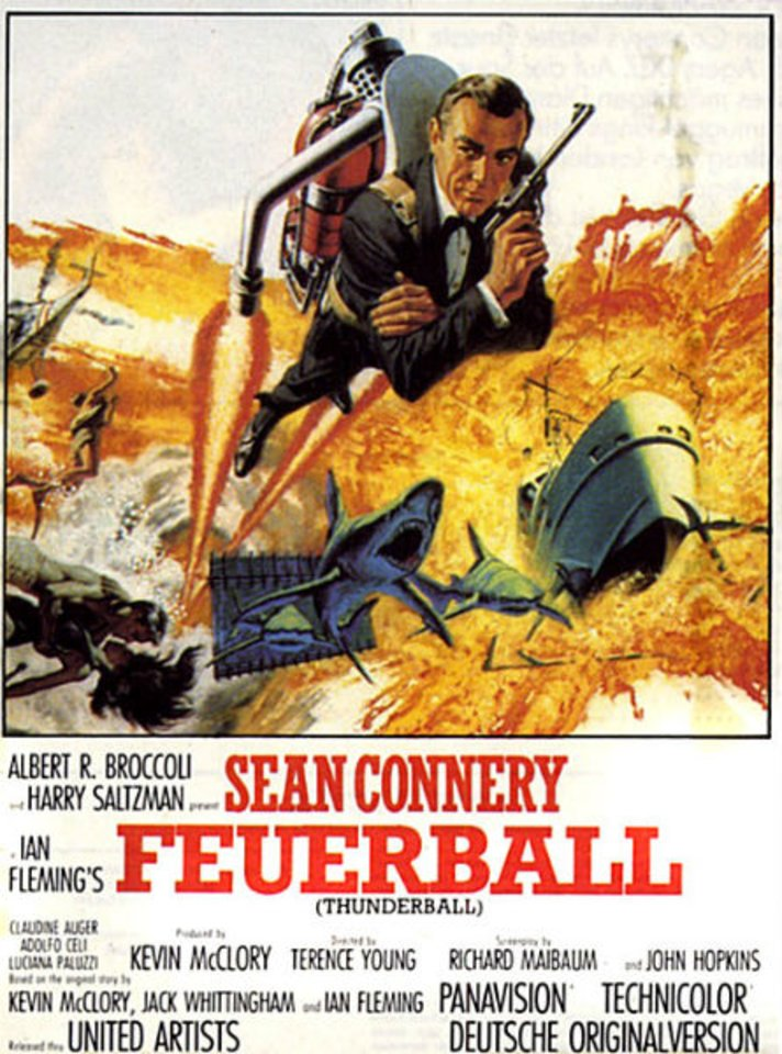 Feuerball © United Artists