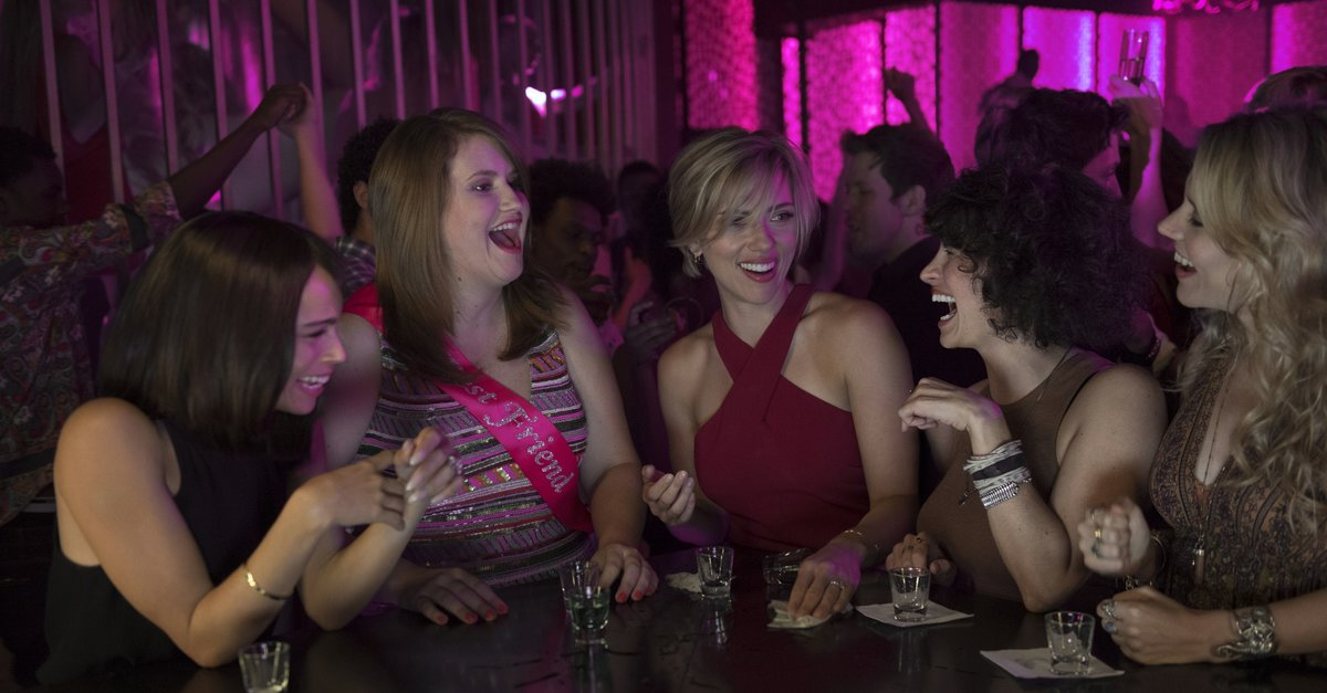 Girls Night Out Stream Kinox