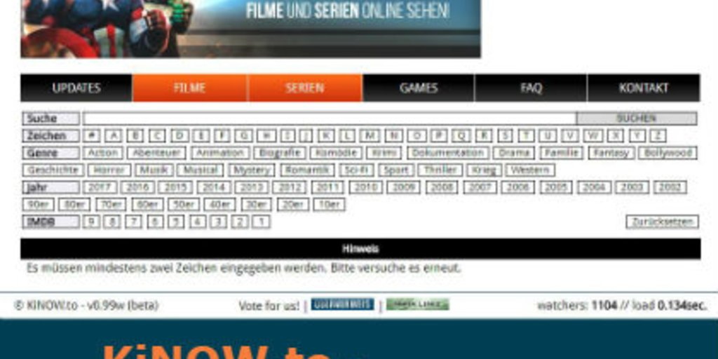 Schauen online filme kostenlos cdn.powder.com