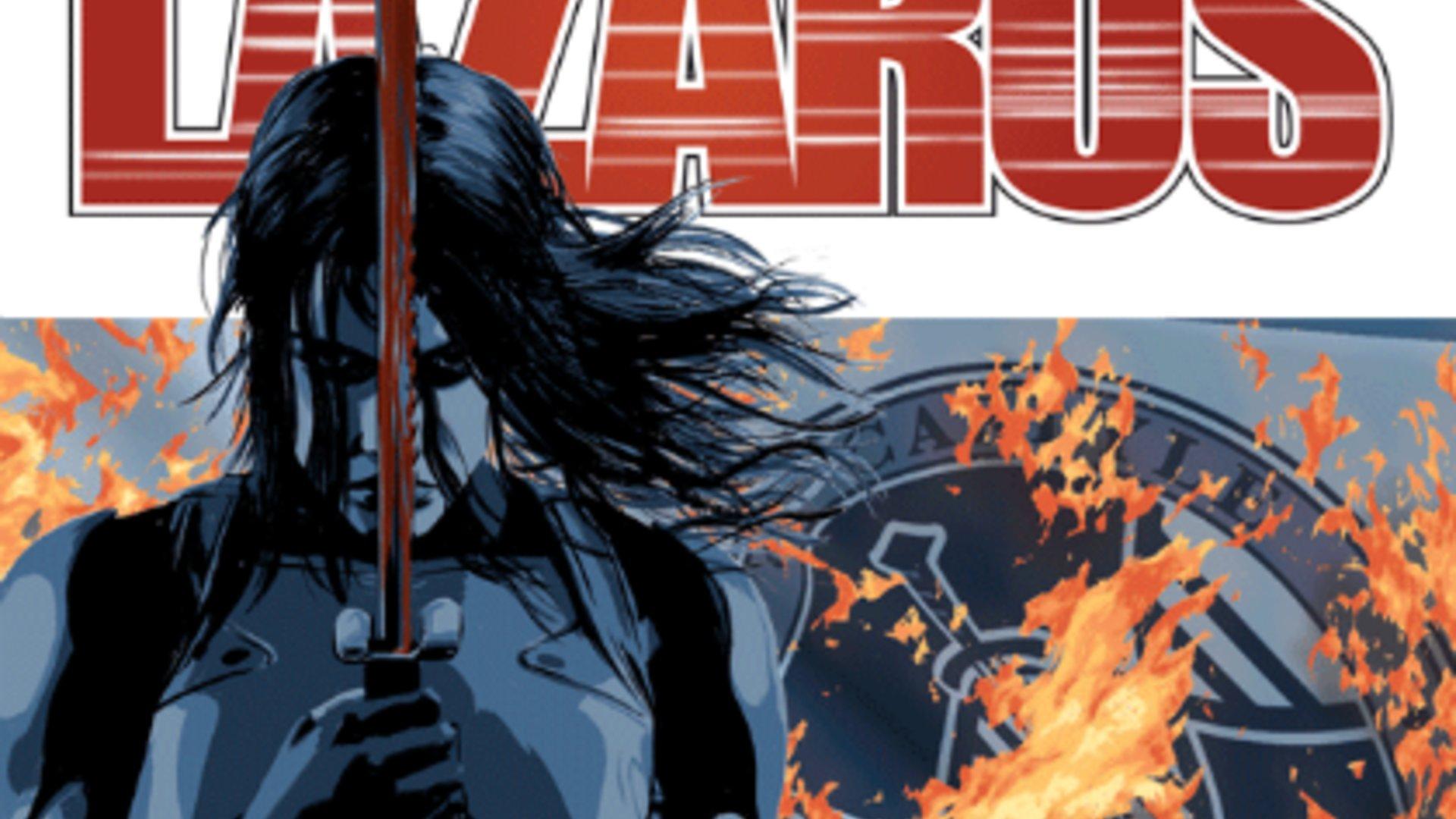 13 Lazarus Serien Adaption des Greg Rucka Comics auf Amazon · KINO.de