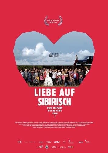 Liebe auf Sibirisch - Ohne Ehemann bist du keine Frau! Poster